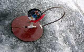 Рыбалка на жерлицы по первому льду: базовые принципы